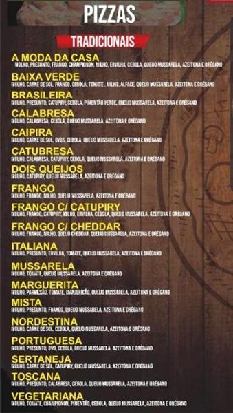 Quarta em Doblo!!! Peça uma Pizza M e leve 2, na Pizzaria Novo ...