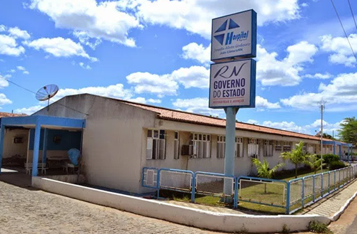 Resultado de imagem para hospital regional de joão camara